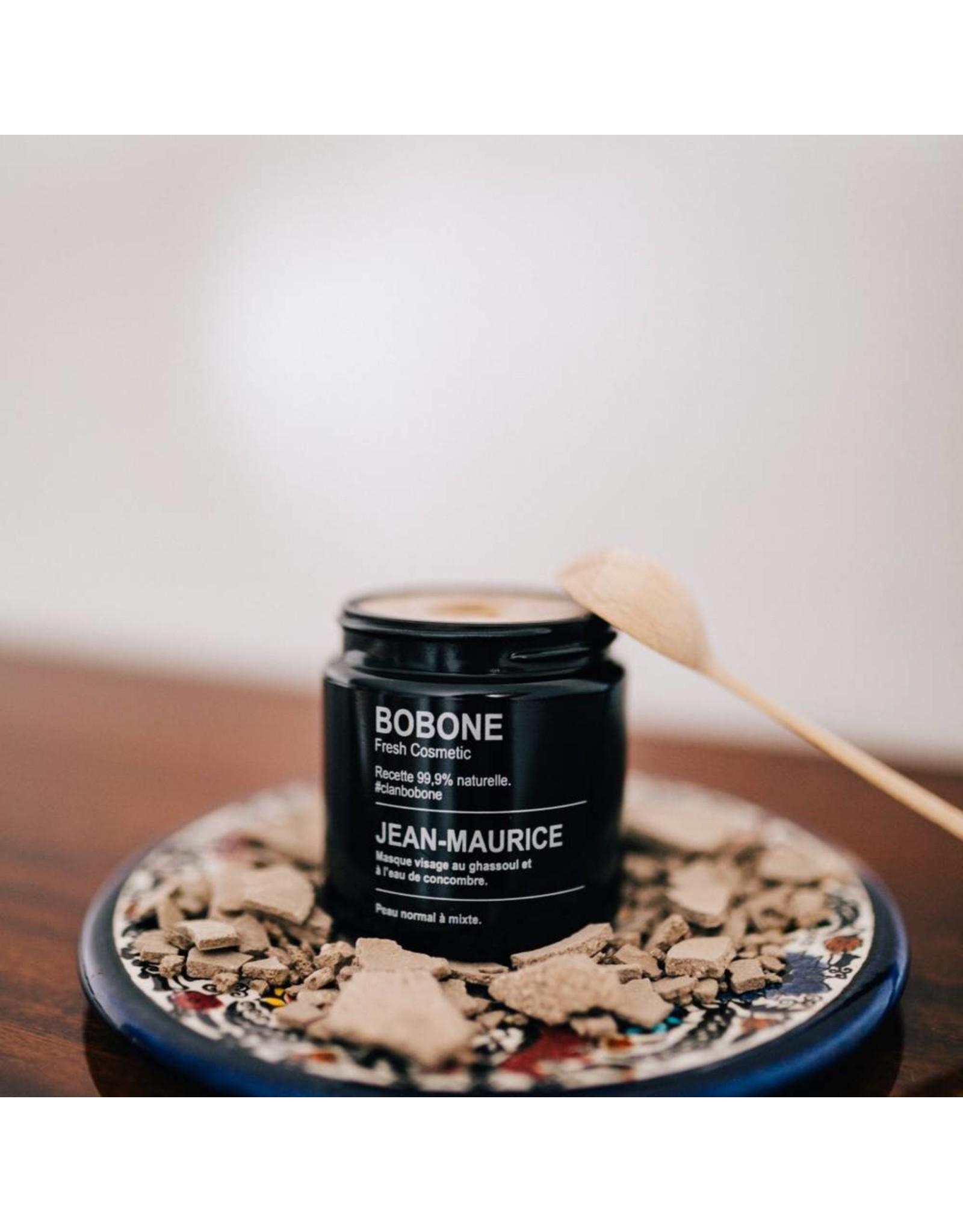 BOBONE Masque Ghassoul JEAN-MAURICE