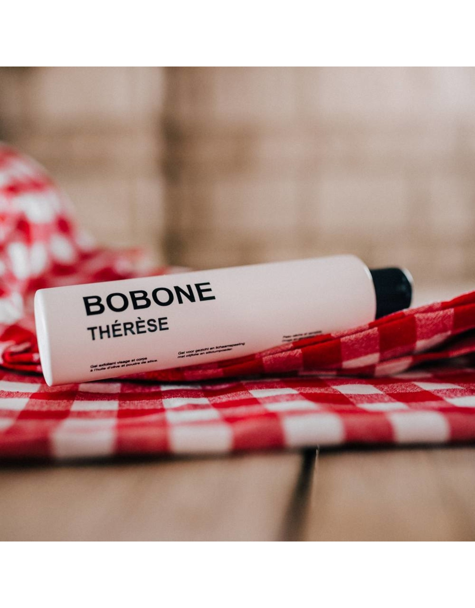 BOBONE Gel Exfoliant Visage et corps THERESE 185ml