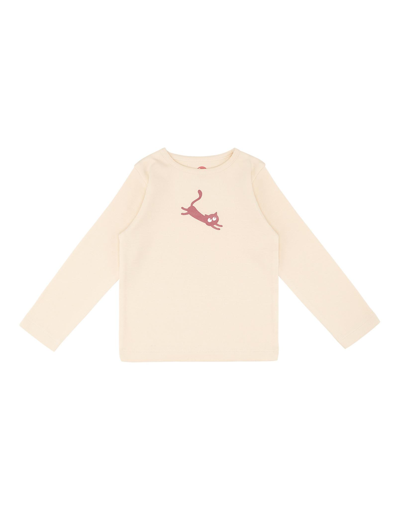 La Queue Du Chat Pyjama rose - LQDC