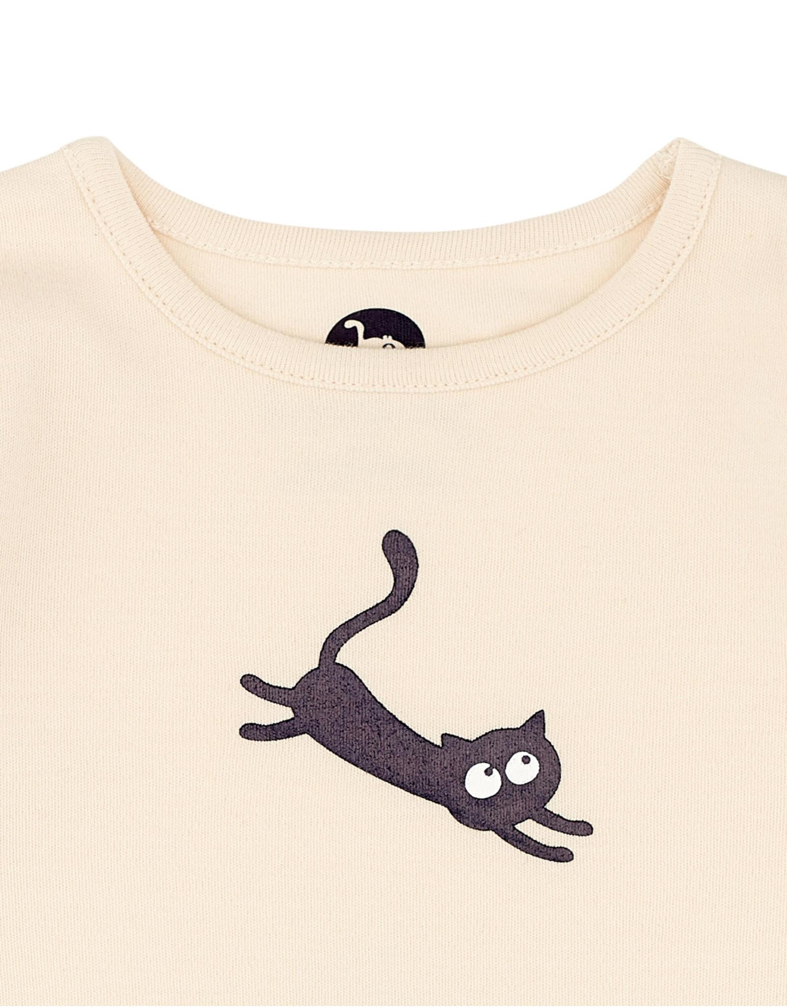 La Queue Du Chat Pyjama gris chiné- LQDC