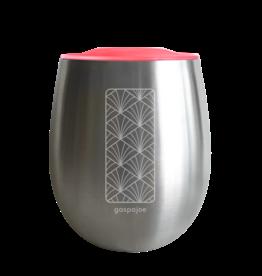 GASPAJOE Gobelet COSY ArtDéco isotherme inox