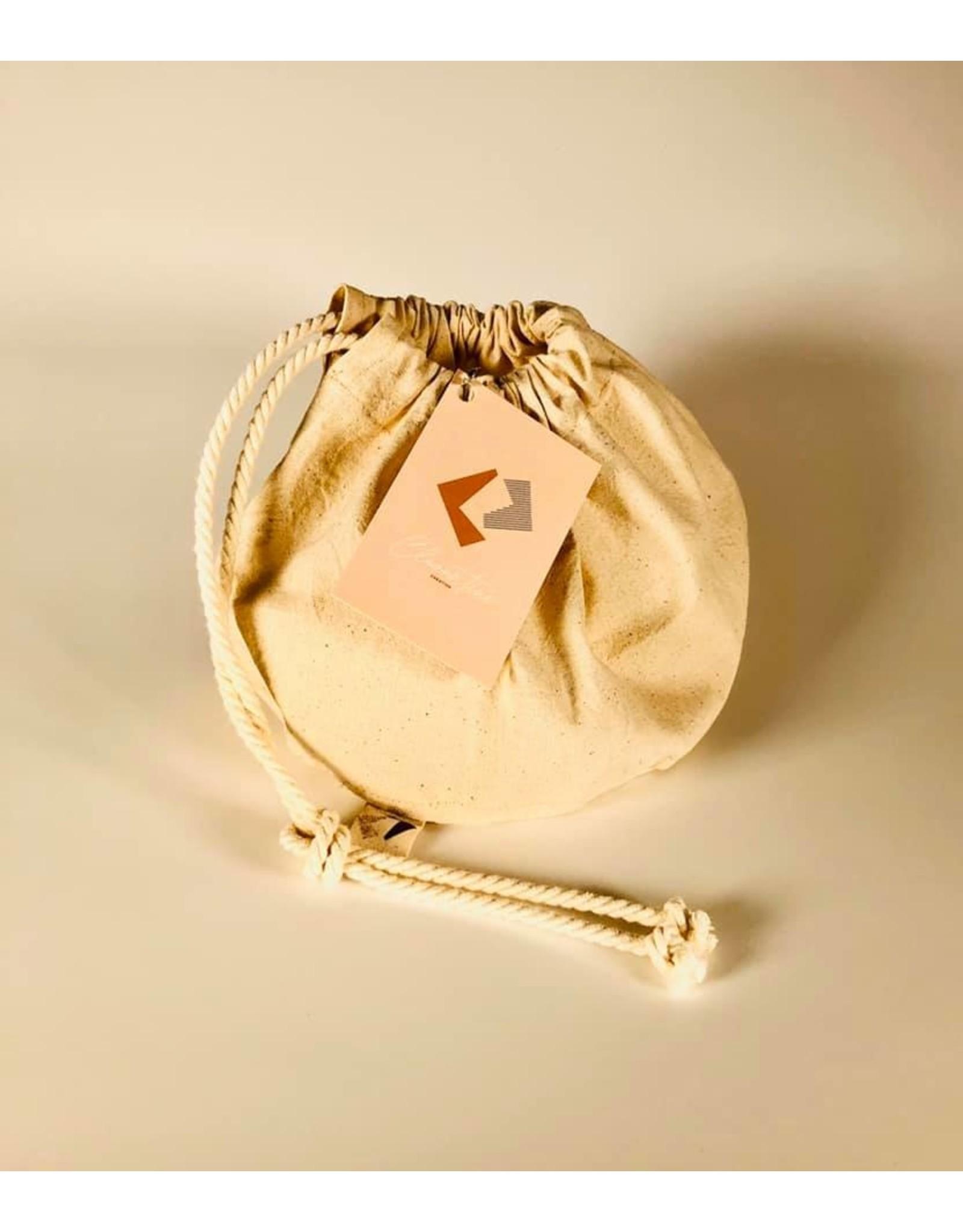 Clairantine Trousse Ananas Lin beige