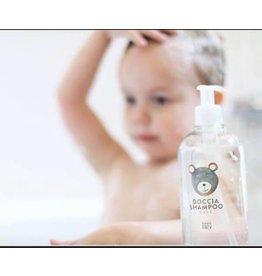 Mamma linea baby shampoing douche pour bébés et enfants (avoine et olivier) 500 ml