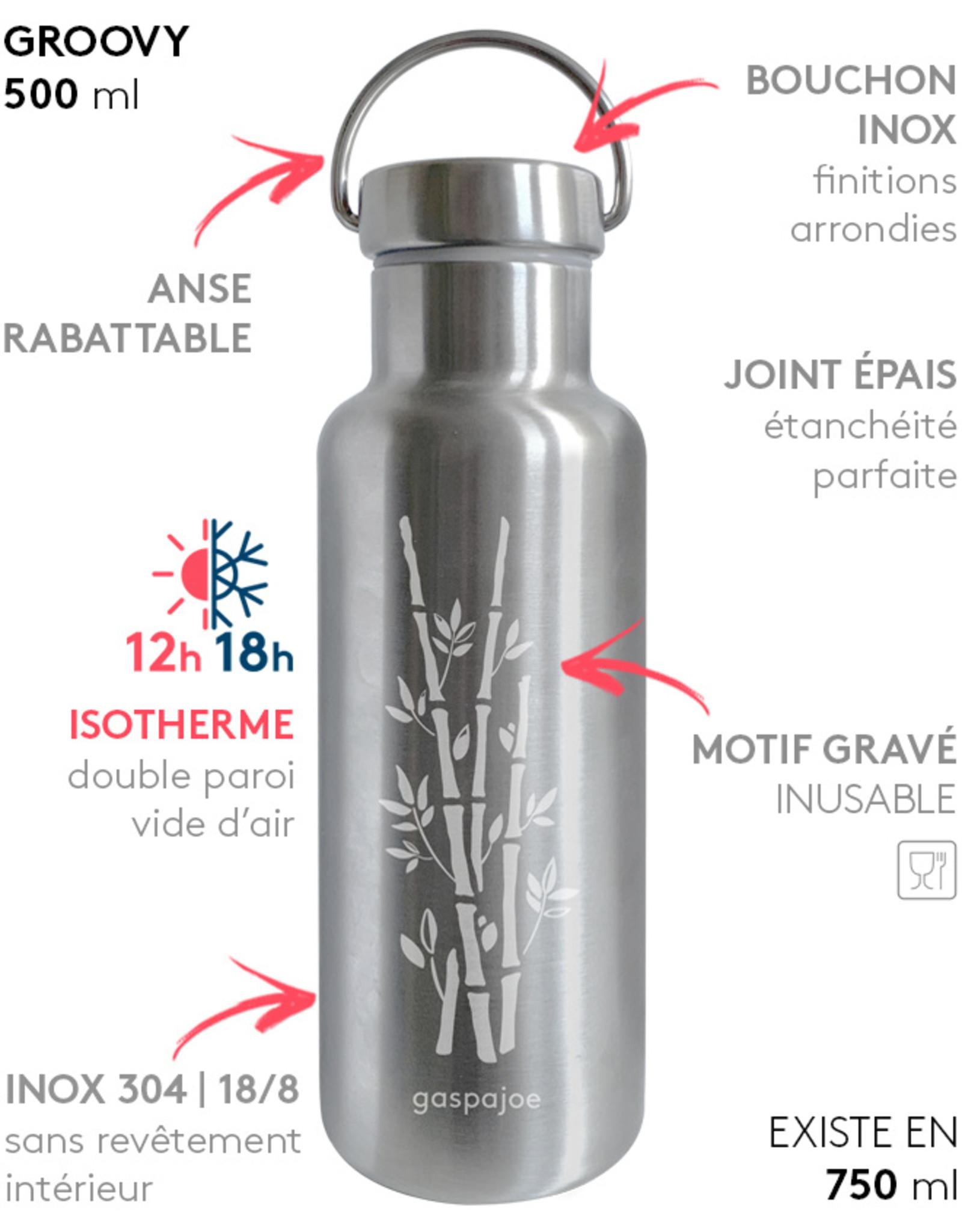 GASPAJOE Groovy 750 ml isotherme