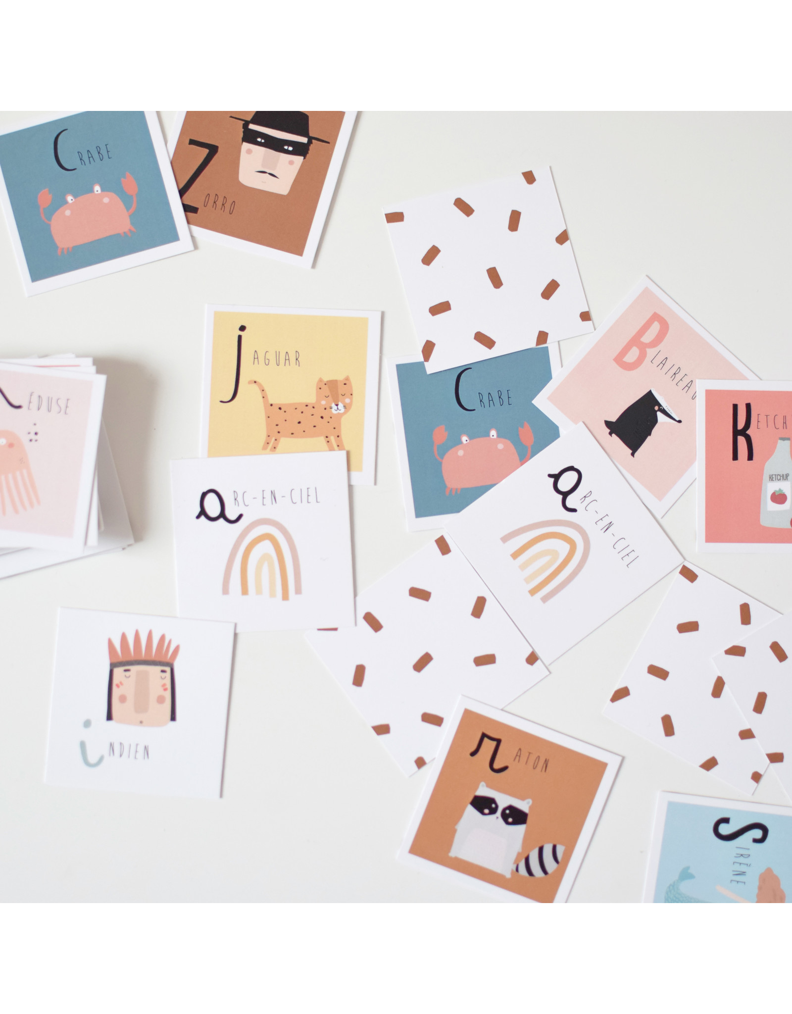Madame grizzly alphabet jeux