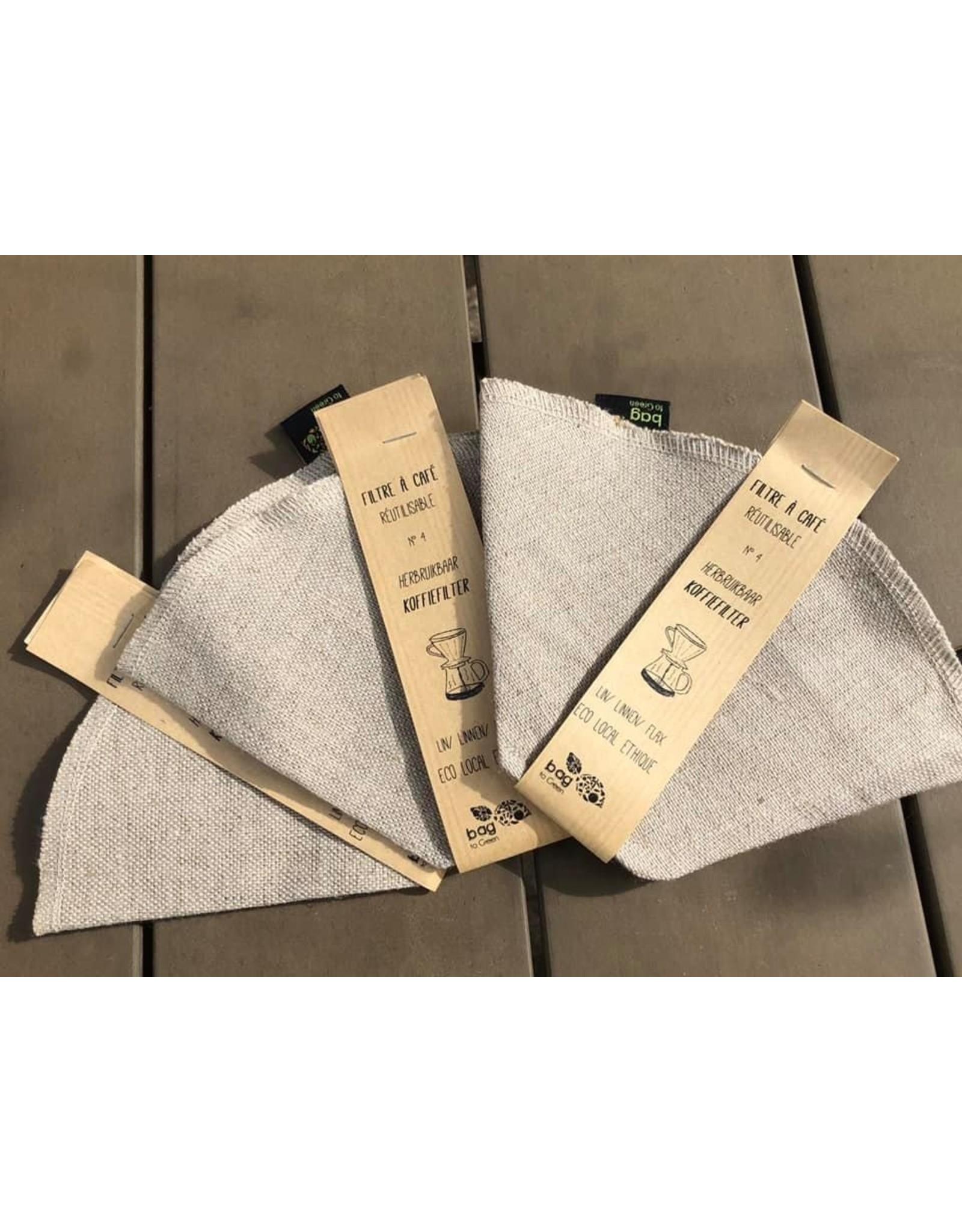 Bag To Green filtre à café lavable