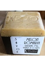 K'rolo Cosmetics Savon melon-romarin