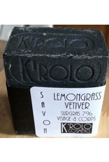K'rolo Cosmetics savon Lemongrass-vetiver