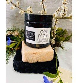 K'rolo Cosmetics crème soin après-shampoing Mangue 125 ml