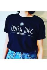 Louisa Jade t-shirt blousant noir Louisa Jade M
