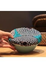 Sofkidoe couvre-plat 12.5 cm pointillés