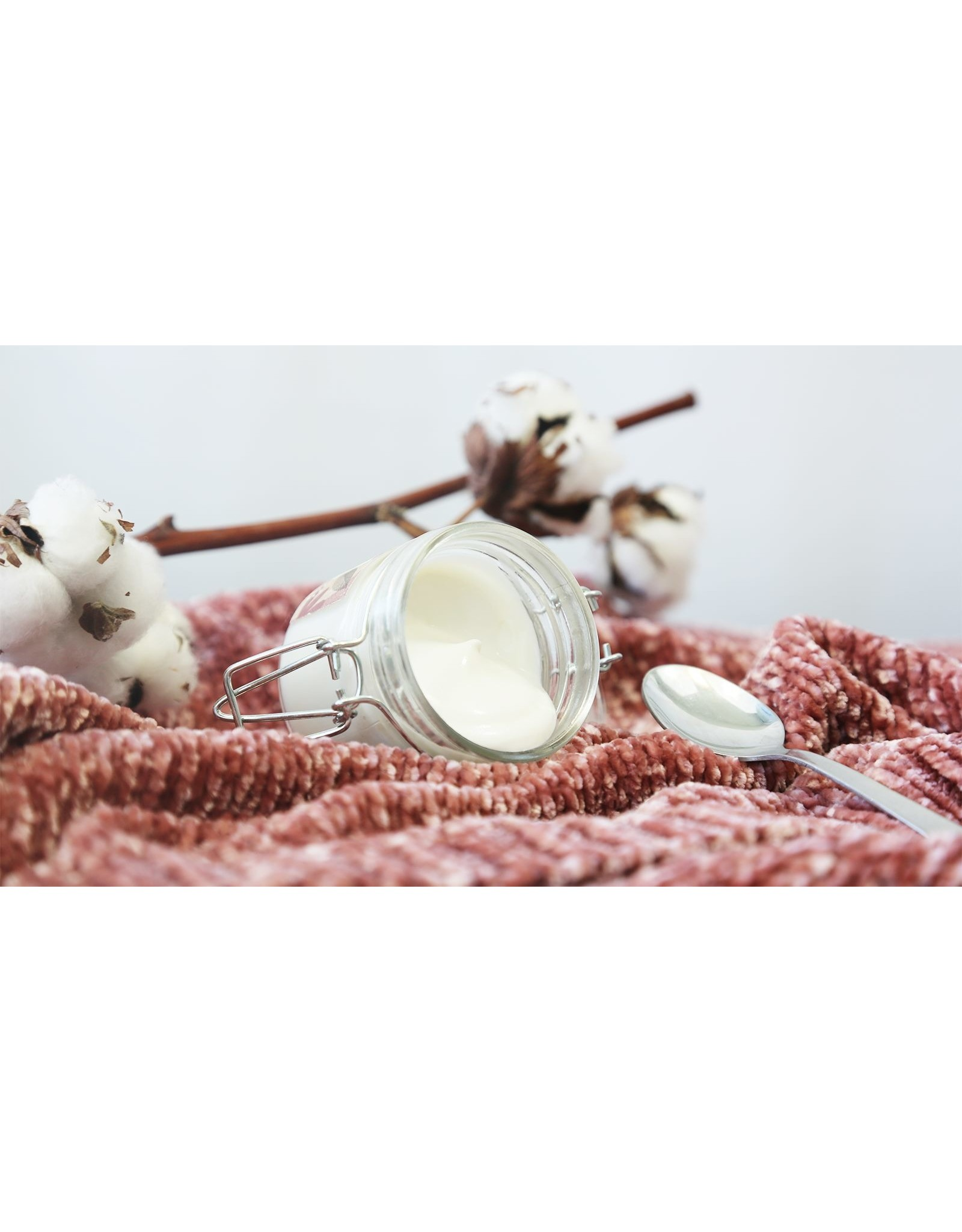 ENDRO crème corps fleur de coton