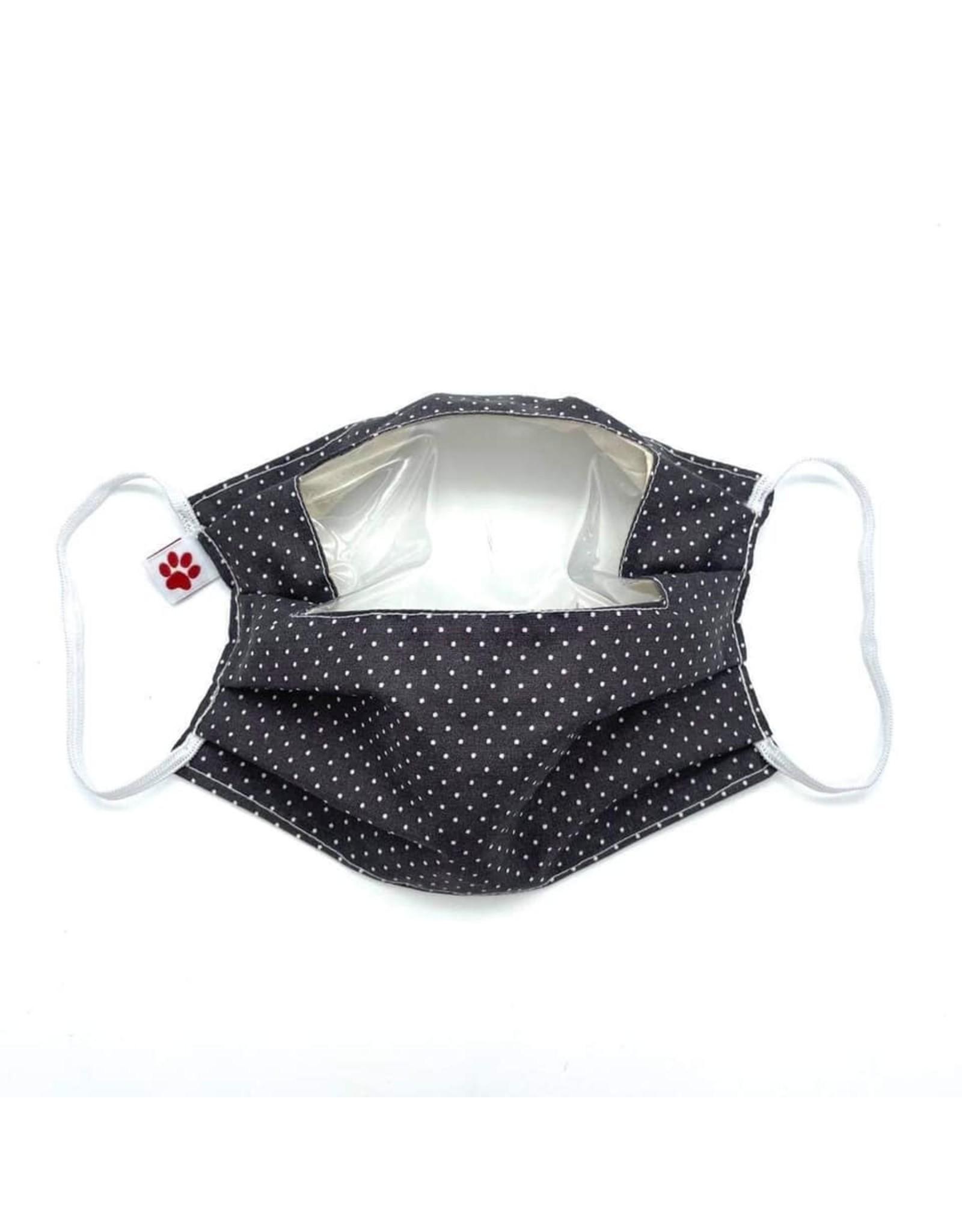 FLAX & STITCH masque de protection en polyester