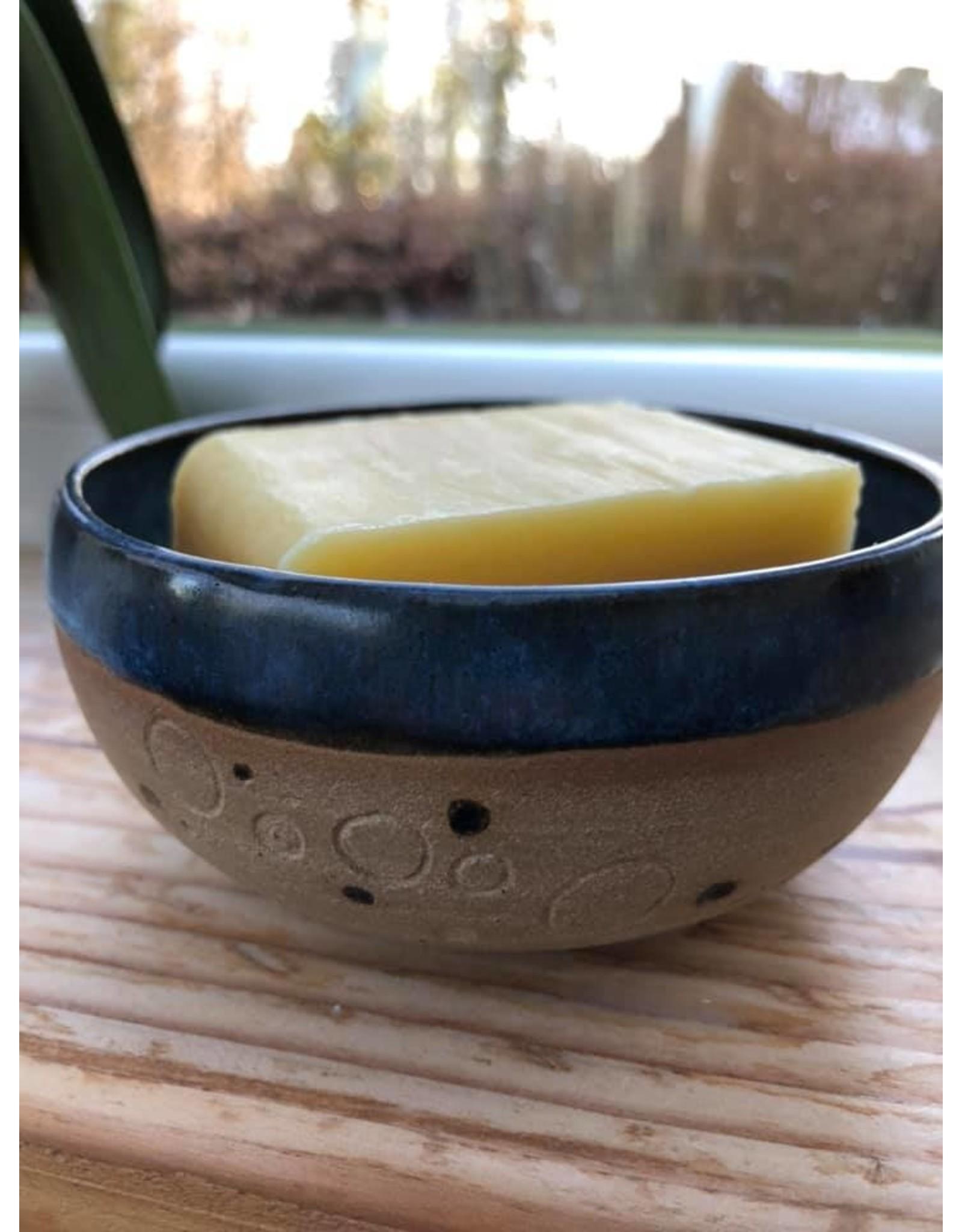 Bol à savon en céramique
