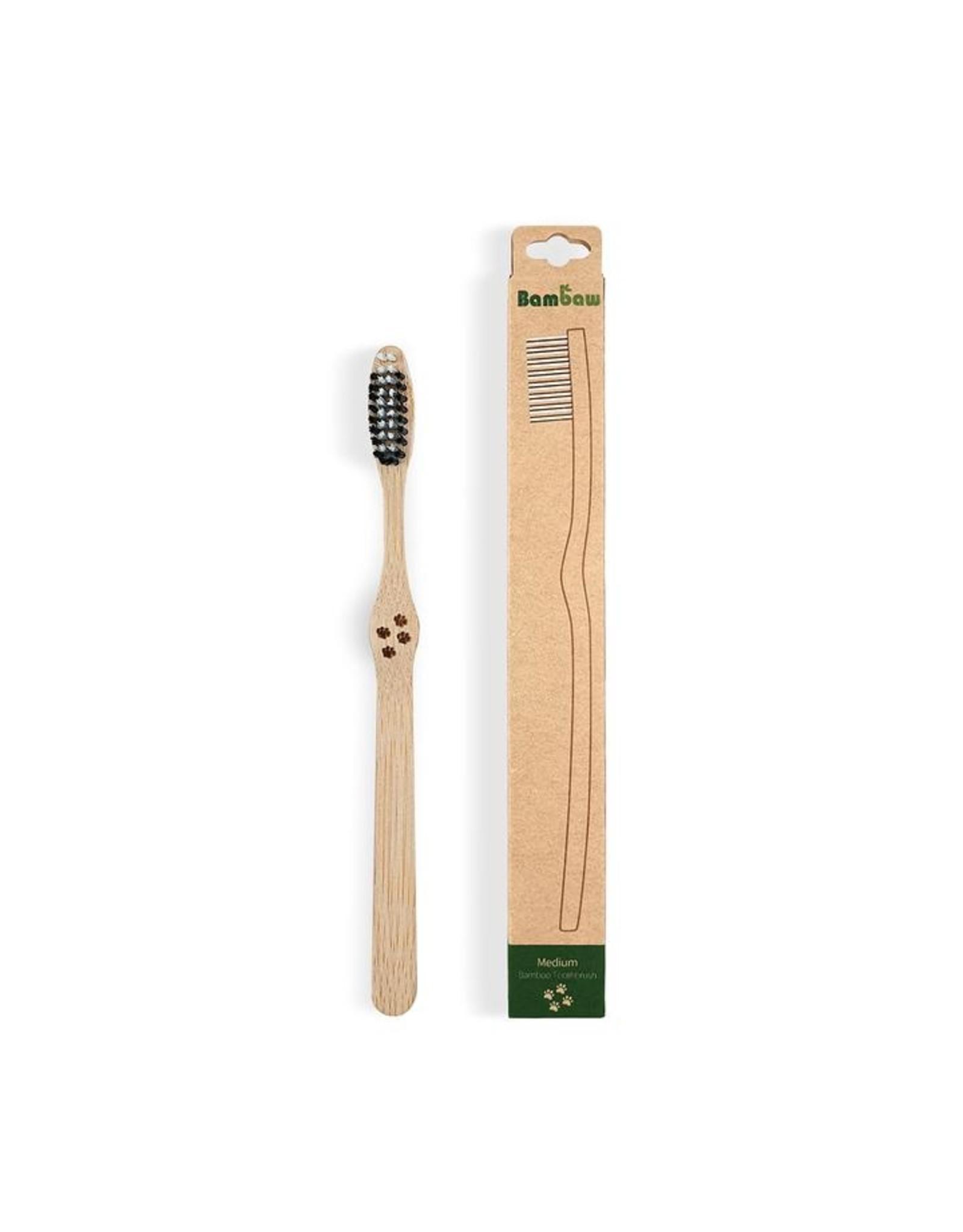 Croll and Denecke Brosse à dents en bambou