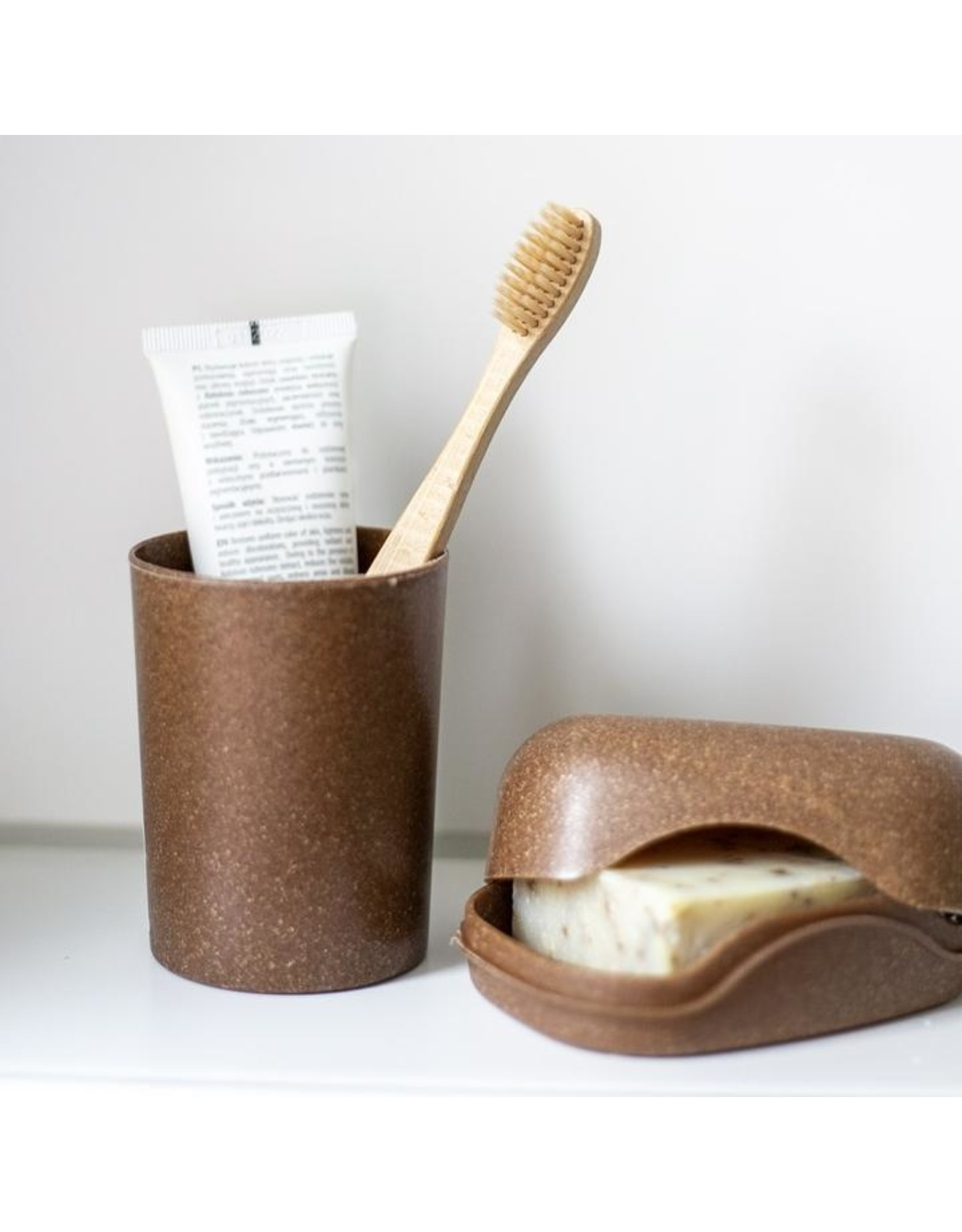 CROLL & DENECKE Boîte à savon en hêtre