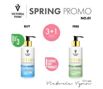 Victoria Vynn  Victoria Vynn Senso Hand en Body Cream Bundel | Set van 4 | 3+1 gratis