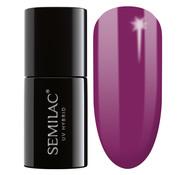 Semilac Semilac Gellak | 012 Pink Cherry | 7 ml. | Paars