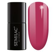 Semilac Semilac Gellak | 066 Glossy Cranberry | 7 ml. | Roze