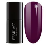 Semilac Semilac Gellak | 083 Burgundy Wine | 7 ml. | Rood