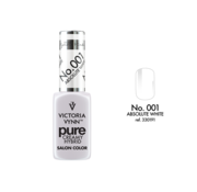 Victoria Vynn  Gellak Victoria Vynn | Pure Creamy Hybrid  | 8 ml - | Absolute White | 001 | Wit