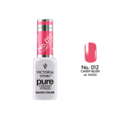 Victoria Vynn  Gellak Victoria Vynn™ Gel Nagellak - Gel Polish - Pure Creamy Hybrid  - 8 ml - Andy Blush  - 012 - Rood