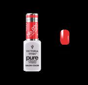 Victoria Vynn  Gellak Victoria Vynn™ Gel Nagellak - Gel Polish - Pure Creamy Hybrid  - 8 ml - Coral Parrot  - 020 - Rood/Oranje