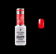 Victoria Vynn  Gellak Victoria Vynn™ Gel Nagellak - Gel Polish - Pure Creamy Hybrid  - 8 ml - Exemplary Red  - 021 - Rood
