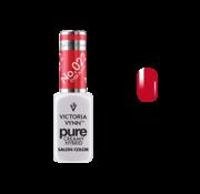 Victoria Vynn  Gellak Victoria Vynn™ Gel Nagellak - Gel Polish - Pure Creamy Hybrid  - 8 ml - Ever Poppy  - 022 - Rood
