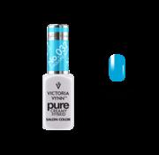 Victoria Vynn  Gellak Victoria Vynn™ Gel Nagellak - Gel Polish - Pure Creamy Hybrid  - 8 ml - Turquoise Island  - 032 - Blauw