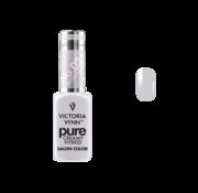 Victoria Vynn  Gellak Victoria Vynn™ Gel Nagellak - Gel Polish - Pure Creamy Hybrid  - 8 ml - Silvery Cement  - 035 - Grijs