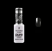 Victoria Vynn  Gellak Victoria Vynn™ Gel Nagellak - Gel Polish - Pure Creamy Hybrid  - 8 ml - Jet Black  - 036 - Zwart