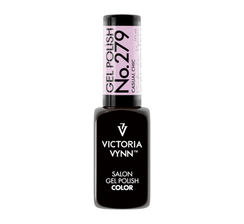 Victoria Vynn  Salon Gellak Victoria Vynn | 279 | Lila Roze | Casual Chic | 8 ml