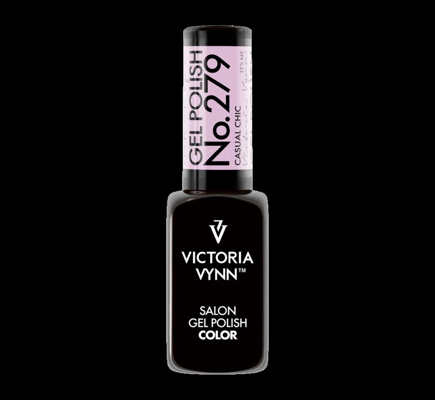 Salon Gellak Victoria Vynn | 279 | Lila Roze | Casual Chic | 8 ml