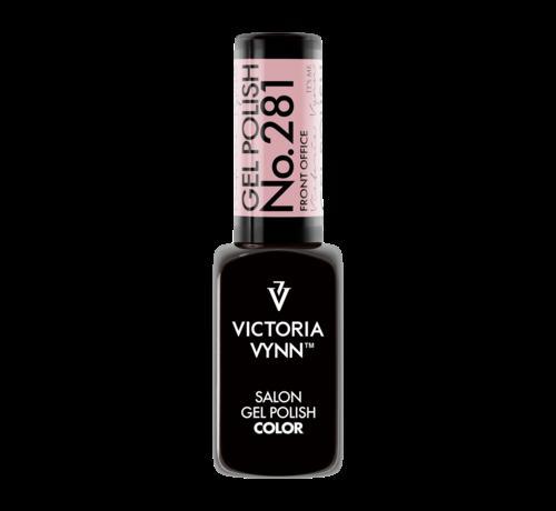Victoria Vynn  Salon Gellak Victoria Vynn   281   Dirty Pink   Front Office   8 ml