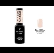 Victoria Vynn  Gellak Victoria Vynn™ Gel Nagellak - Salon Gel Polish Color 008 - 8 ml. - Champagne