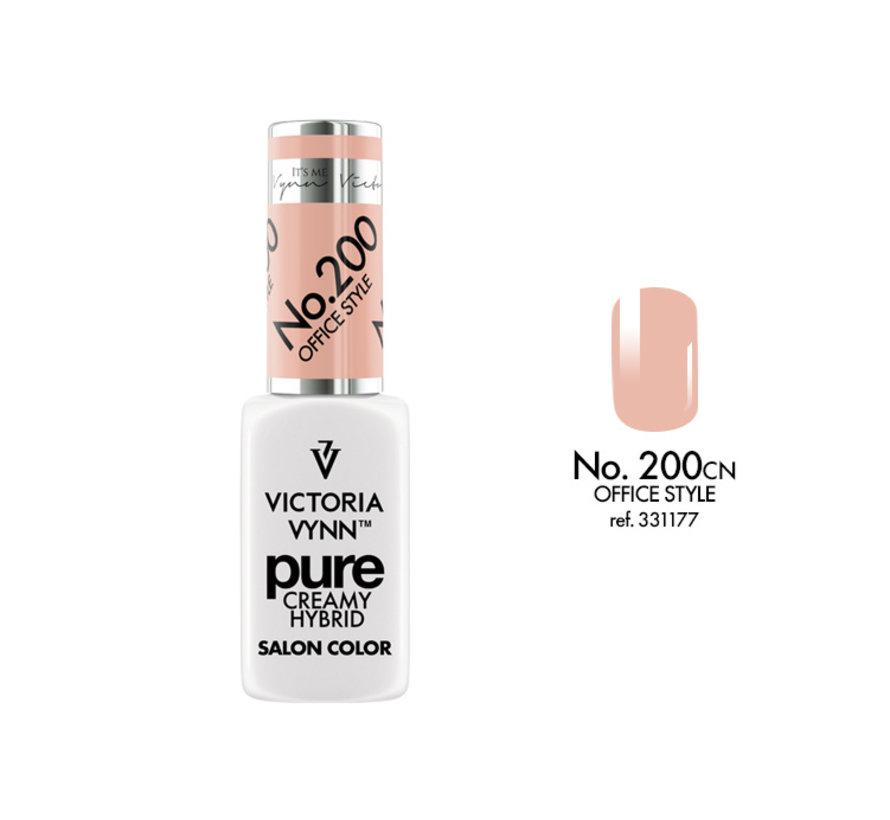 Pure Gellak Victoria Vynn | 200 | Natural Beige | Office Style | 8 ml
