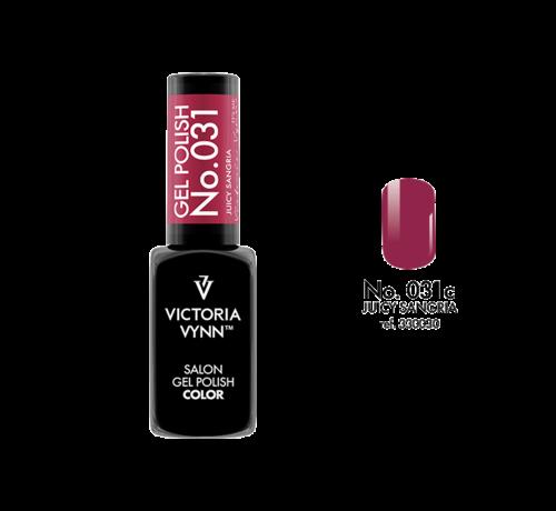 Victoria Vynn  Gellak Victoria Vynn™ Gel Nagellak - Salon Gel Polish Color 031 - 8 ml. - Juicy Sangria