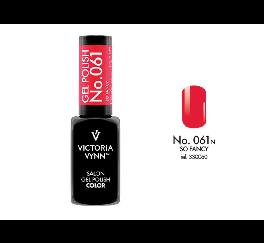 Gellak Victoria Vynn™ Gel Nagellak - Salon Gel Polish Color 061 - 8 ml. - So Fancy
