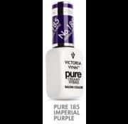 Victoria Vynn  Victoria Vyn Gellak | Gel Nagellak | 185 Imperial Purple | 8 ml. | Paars Shimmer