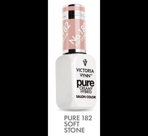 Victoria Vynn  Victoria Vyn Gellak   Gel Nagellak   182 Soft Stone   8 ml.   Nude