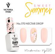 Victoria Vynn  Victoria Vyn Gellak | Gel Nagellak | Pure Sweet Summer Collectie | 170 Nectar Drop | 8 ml. | Roze