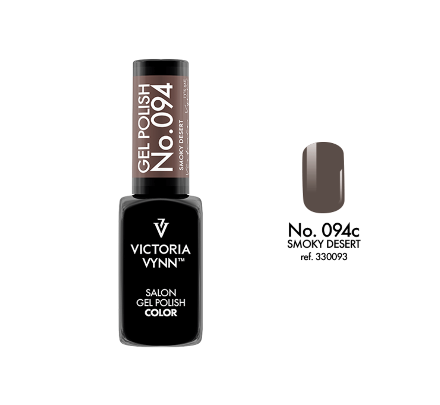 Gellak Victoria Vynn™ Gel Nagellak - Salon Gel Polish Color 094 - 8 ml. - Smoky Desert