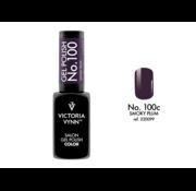 Victoria Vynn  Gellak Victoria Vynn™ Gel Nagellak - Salon Gel Polish Color 100 - 8 ml. - Smoky Plum