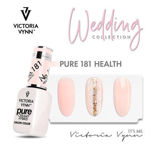 Victoria Vynn  Victoria Vyn Gellak - Gel Nagellak - Pure Wedding Collectie - 181 Health - 8 ml. - Roze