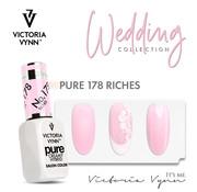 Victoria Vynn  Victoria Vyn Gellak - Gel Nagellak - Pure Wedding Collectie - 178 Riches - 8 ml. - Roze
