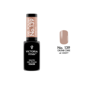 Victoria Vynn  Gellak Victoria Vynn™ Gel Nagellak - Salon Gel Polish Color 139 - 8 ml. - Crumb Cake