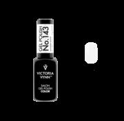 Victoria Vynn  Gellak Victoria Vynn™ Gel Nagellak - Salon Gel Polish Color 143 - 8 ml. - Whisper White