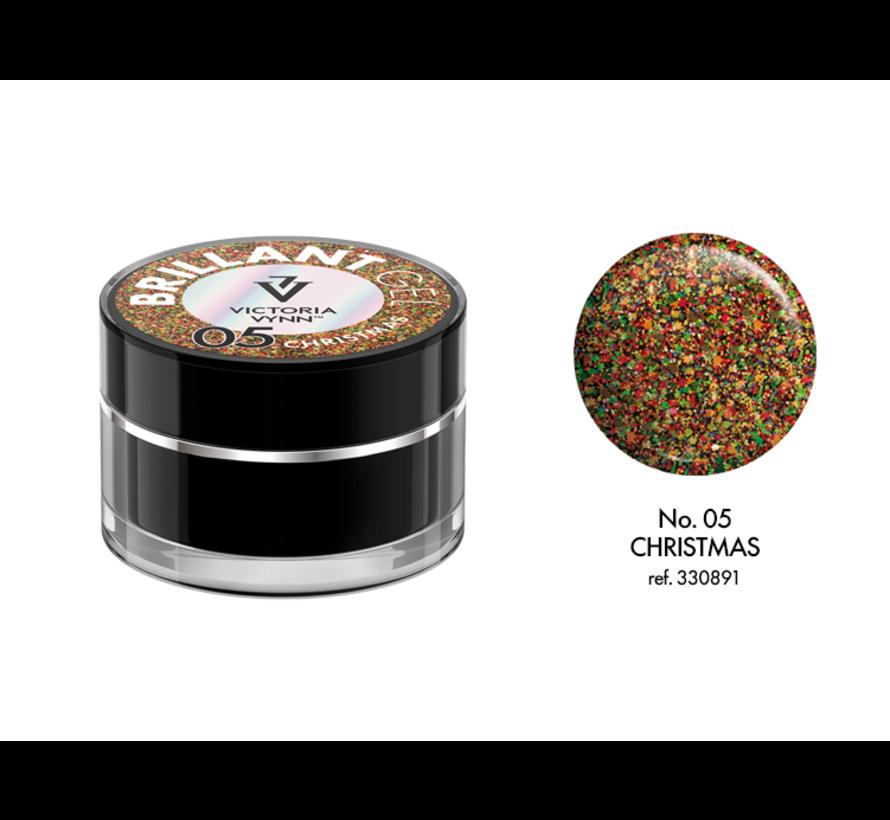 Victoria Vynn™ - Brillant Gel UV/LED - Extreme glitters 05 Christmas - 5 gram