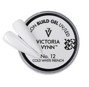 Victoria Vynn  Victoria Vynn Builder Gel - gel om je nagels mee te verlengen of te verstevigen - COLD WHITE FRENCH 50ml